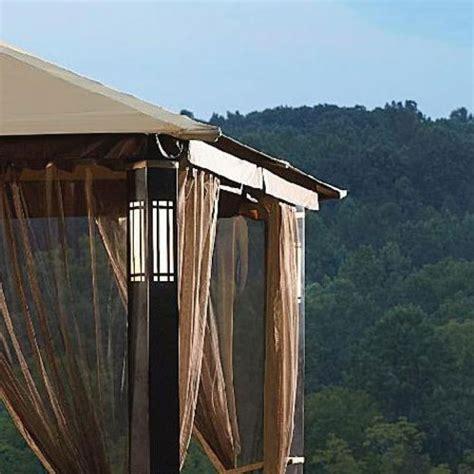 gazebo audio replacement canopy for audio gazebo riplock 350 garden winds
