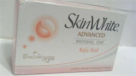 Termurah Sabun Kojic Kojic Whitening Soap skinwhite advanced whitening soap with kojic acid 90 grams bar skinwhite health and personal