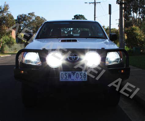 Lu Hid H3 ipf 900 spot driving light h3 4300k hid kit ebay