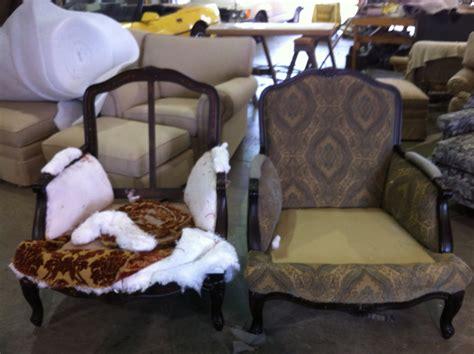 long upholstery furniture repair and reupholster
