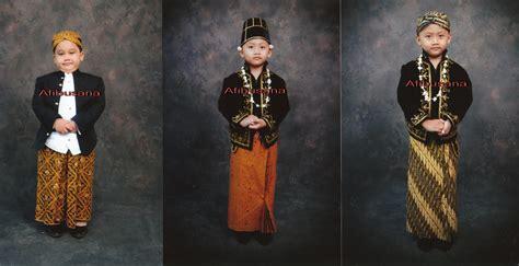 baju jawa tengah jawa barat sewa kebaya anak jakarta barat yokodwi
