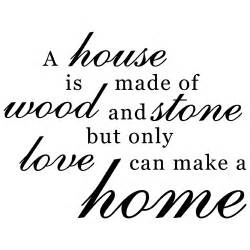 Quotes About Home Decor by Family Home Love Quote Vinyl Wall Decal Sticker Art Words