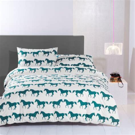 Horses Bedding Sets Anorak Horses Duvet Set