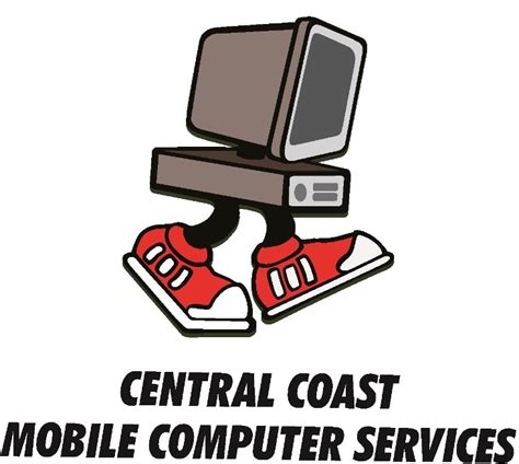 mobile computer services central coast mobile computer services computer repairs