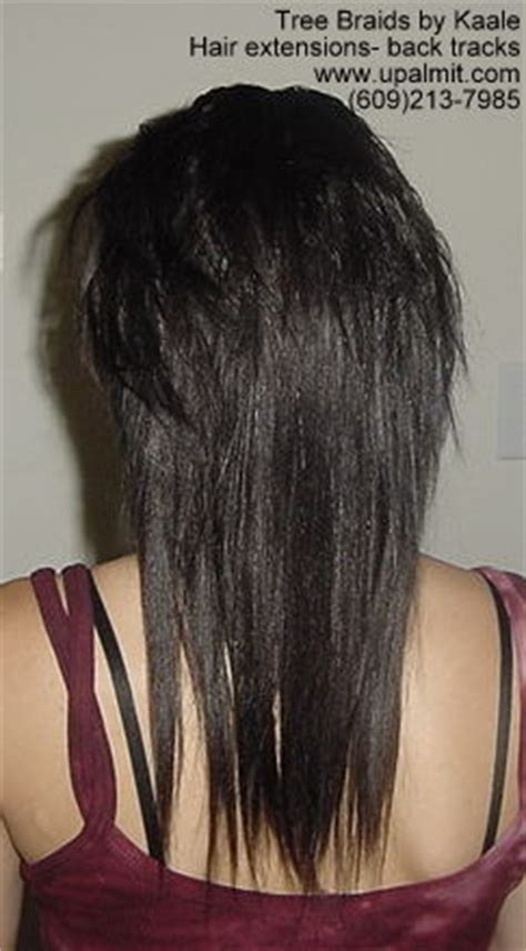 layered hair extensions pictures special treebraids hair extensions 125 partial weaves
