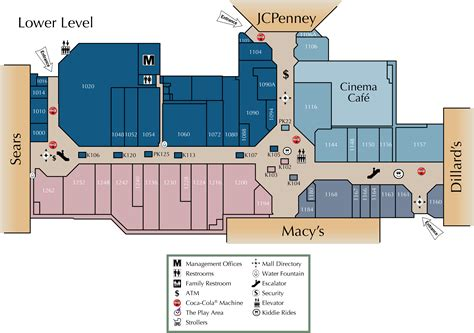 layout of fayette mall 4 directory of fashion furniture u0026 100