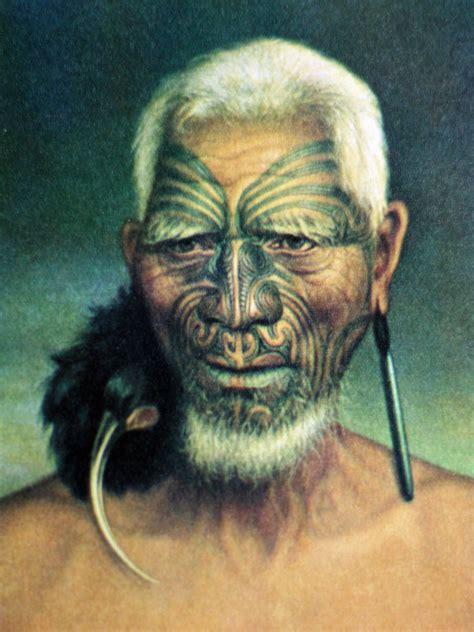 tattoo history wikipedia māori people