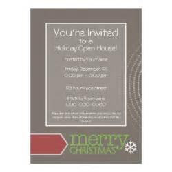open house invitation zazzle