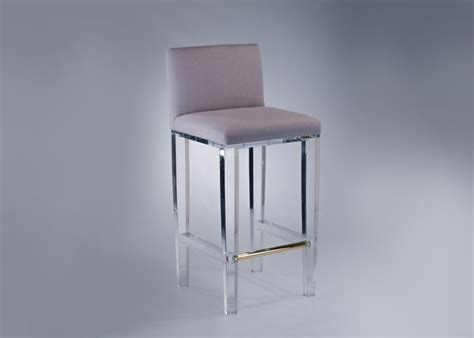 chelsea bar stool chelsea bar stool plexi craft signature collection