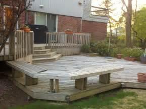 backyard patios and decks images about patiodecks gardens concrete plus decks and