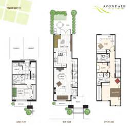 townhome floorplans find house plans