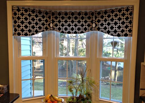 contemporary valance curtains emilee hidden rod pocket valances contemporary other