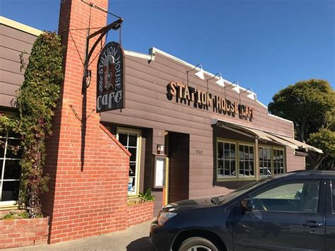 Station House Cafe by