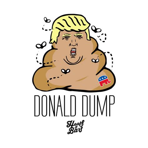 Donald Trump Home by Donald Dump Election T Shirt Teepublic