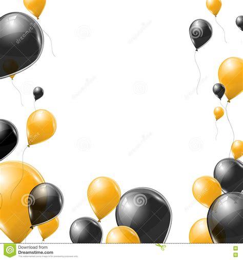 imagenes de fondo latex el helio transparente negro y amarillo hincha en el fondo