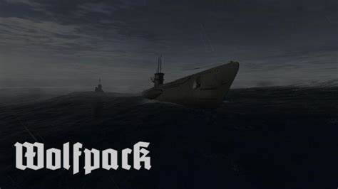 u boat wolfpack u boat sim wolfpack in developmentvideo game news online