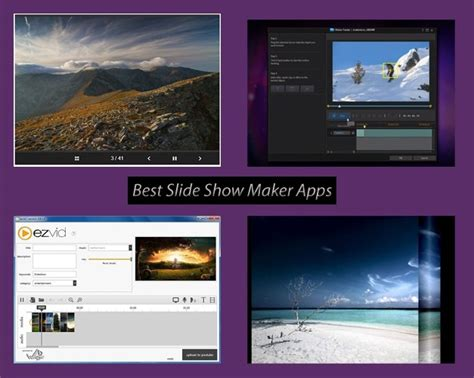 best slideshow maker 5 awesome slideshow maker apps you did not about