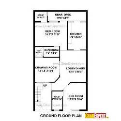 Home Design For 100 Gaj house plan for 24 feet by 60 feet plot plot size160 square yards