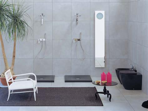 drop doccia piatto doccia quadrato in ceramica water drop 80 x 80