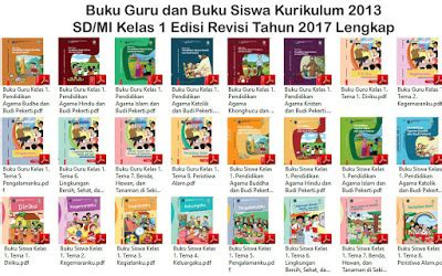 Buku Siswa Kelas 1 Tema 3 Kegiatanku Revisi 2016 1 buku tematik kelas 1 tema peristiwa alam kurikulum 2013