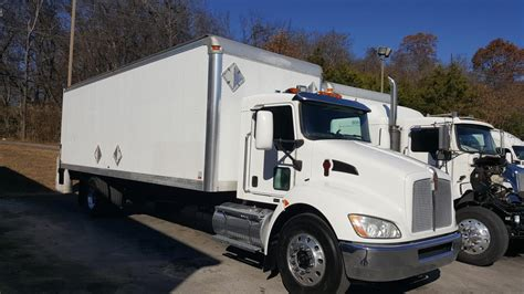 kw box truck kenworth t300 cars for sale in denver colorado