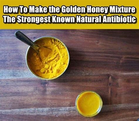 What Is The Strongest Detox Drink by How To Make The Golden Honey Mixture The Strongest Known