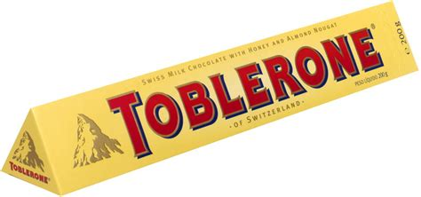 Toblerone Chocolate Milk 200 G toblerone milk chocolate 200g household raru
