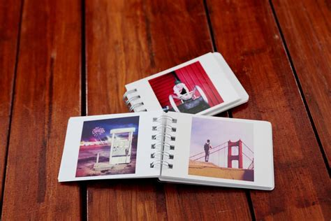 photo layout in photo book minibook social print studio