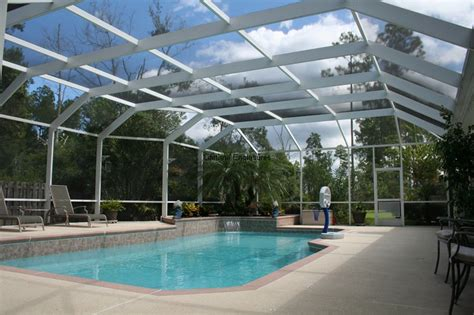 florida lanai cost pool enclosures lifetime enclosures