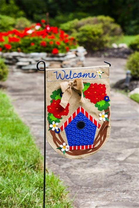 Patriotic Garden Decor Patriotic Garden Decor And 4th Of July Outdoor Garden Flags