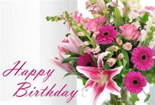 birthday flowers 20 beautiful happy birthday flowers images freshmorningquotes