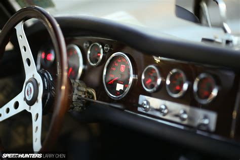 nissan roadster interior the pursuit of happiness a datsun roadster with a turbo