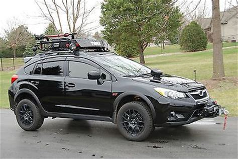 subaru crosstrek custom wheels custom 2014 subaru crosstrek limited 20 000 in extras