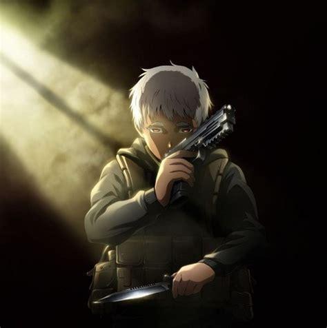 anime boy or girl pt 2 bite the bullet jonah marxreader jormungand pt 2 by