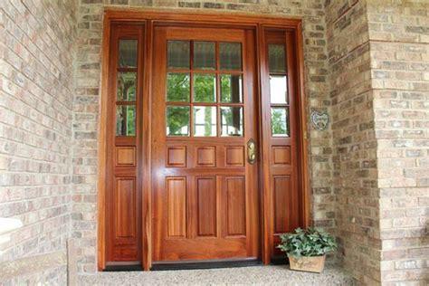 Fiberglass Exterior Doors For Sale Exterior Fiberglass Doors Lowes Home Improvement Ideas
