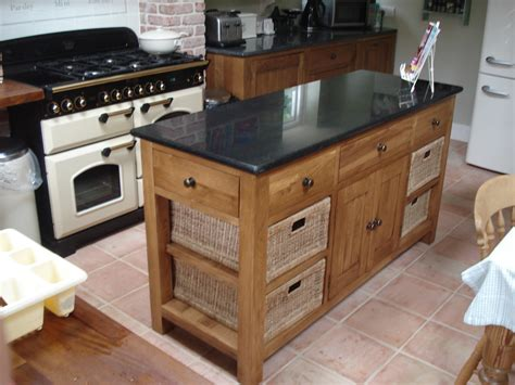 e49ade7c0e16 good looking free standing kitchen island 9 which is your favourite kitchen oak free standing kitchens