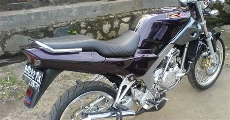 modif motor yamaha 2011 gambar modifikasi motor kawasaki 150r