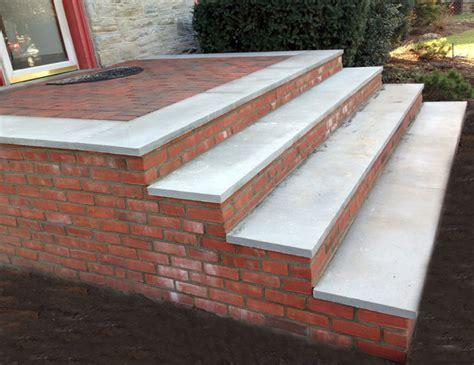 Reclaimed Wood Kitchen Island clay veneer bricks combined with pa bluestone step treads