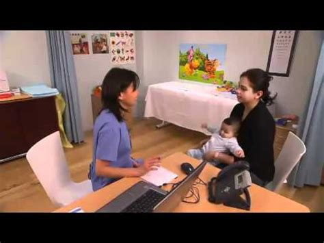 medical assistant training pediatric assessment infant