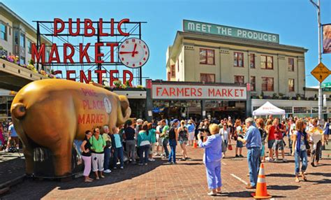Pike Place Market Guide Page 3 by Dazzling Places.com