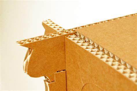 designboom cardboard giles miller pop up shop