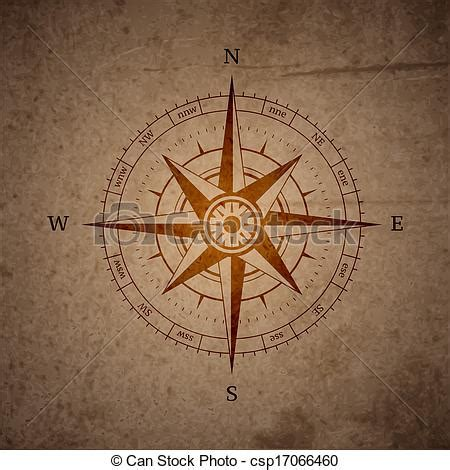 Kompas Mini Diameter 2 Cm Hitam Mantab clip vector of retro navigation compass symbol vector illustration csp17066460 search