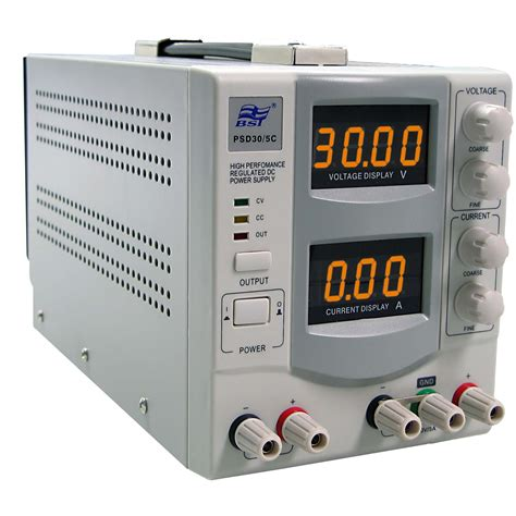 high c supply psd 30 5c high performance regulated dc power supply