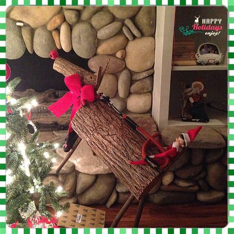 Reindeer On Shelf by On The Shelf Reindeer Bigdiyideas