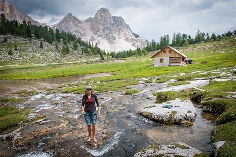 romantic hiking tour dolomites hiking dolomite mountains hike italy alta badia to cortina dolomite mountains