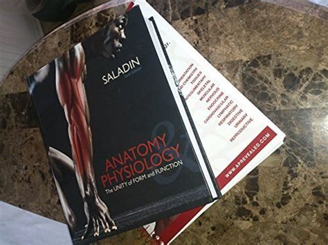 Anatomy And Physiology A Unity Of Form And Function