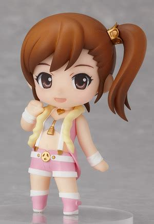 Nendoroid Amami Haruka Bib Idolmaster neko magic anime figure news the idolm ster 2 stage