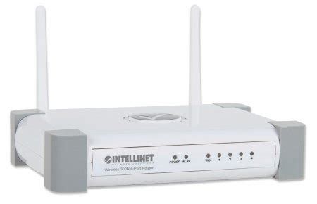 intellinet wireless 300n 4 router intellinet network solutions wireless 300n 4 router