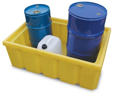 vasca raccolta olio vasche polietilene pe