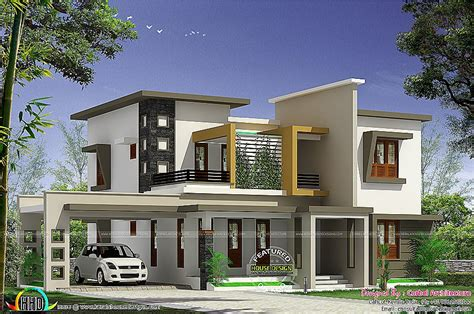 house plans in kerala 2017
